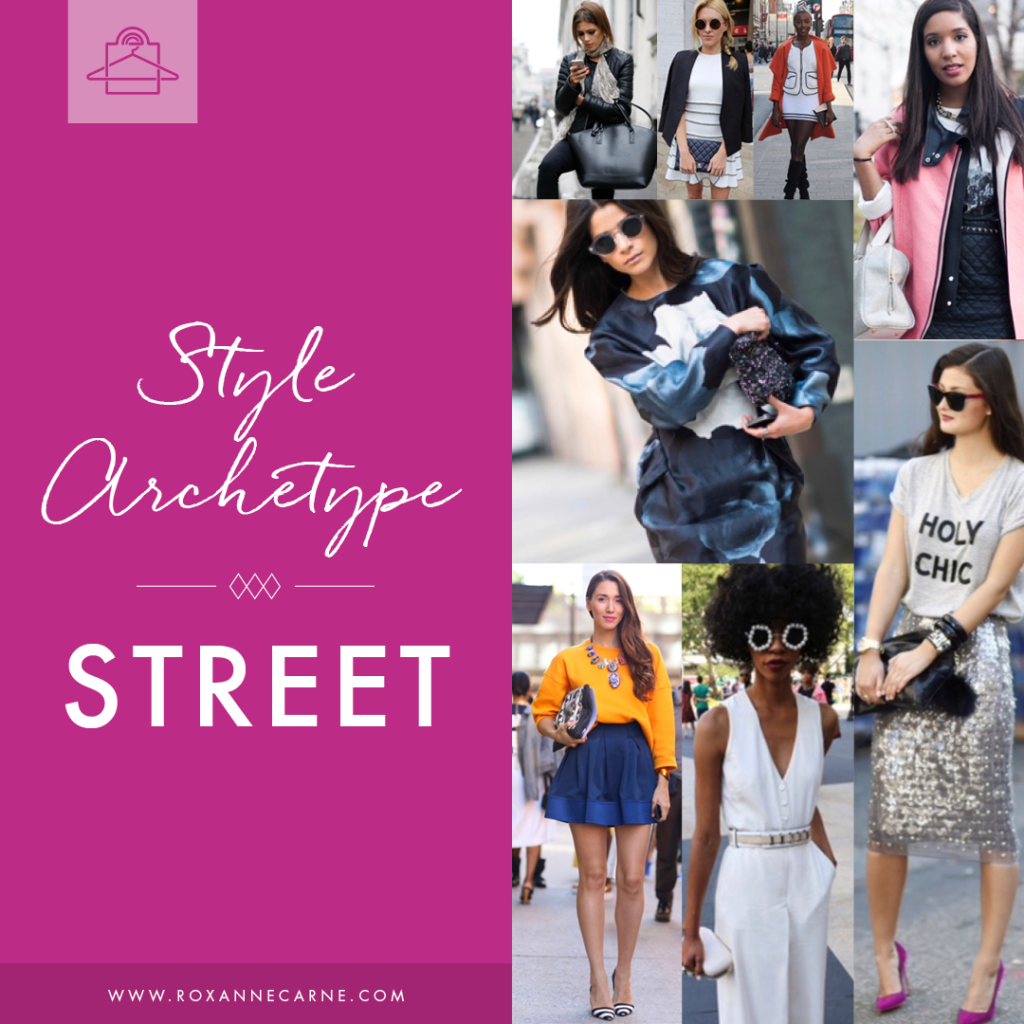Get full details on Street Style for Women's Fashion with Roxanne Carne | Personal Stylist
