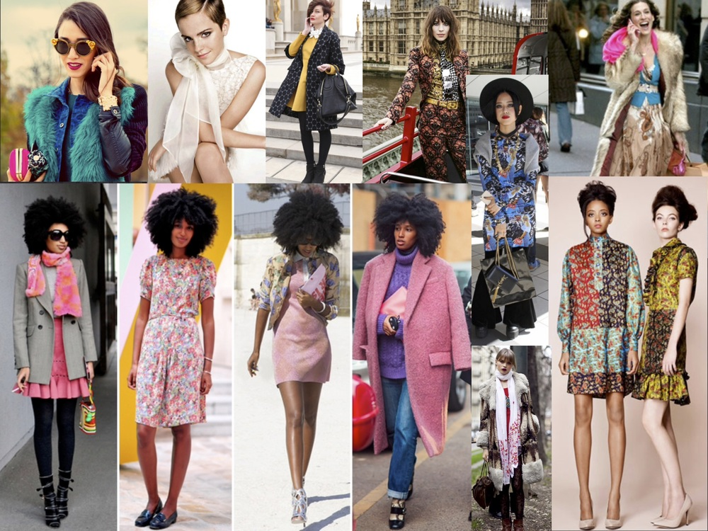 Style Archetype Eclectic Roxanne