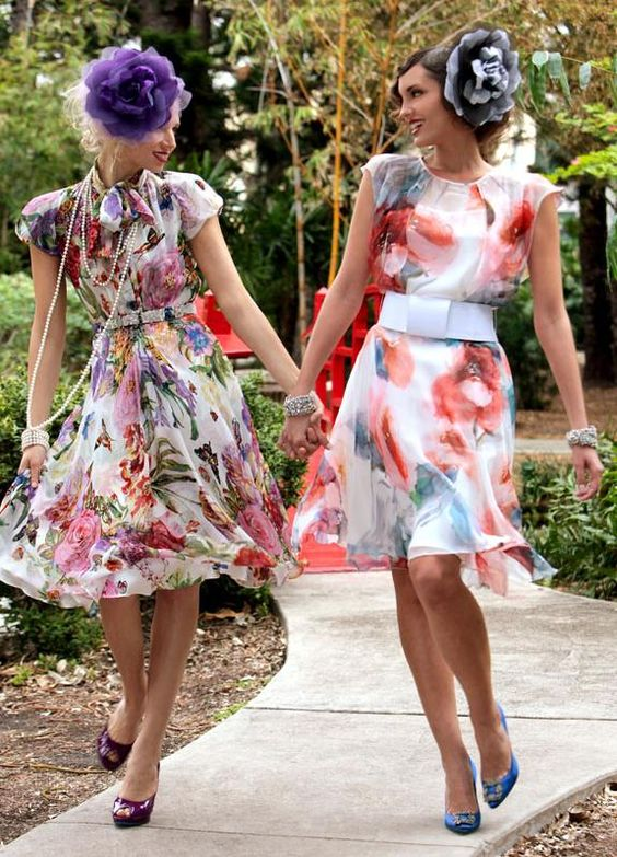 How to garden for a dress party catalog photo