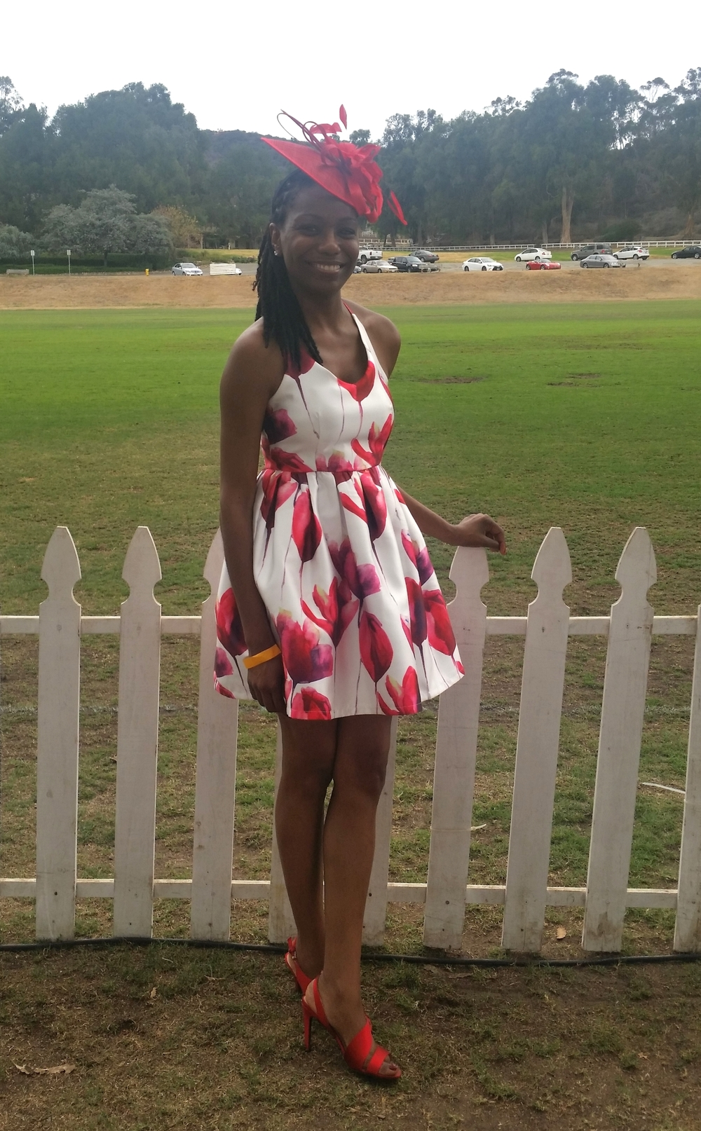 Polo+Event+-+Roxanne's+Dress