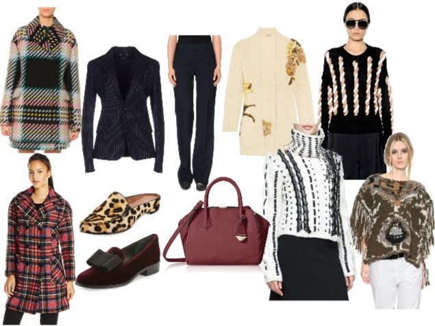 Love These Looks? Want These Looks? Click image for purchasing info!