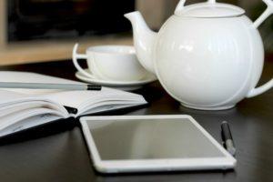ipad-and-tea