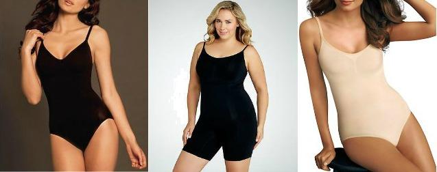 Control Bodysuit Underweara