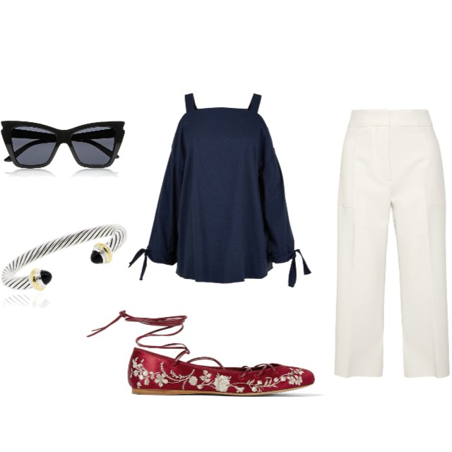 Independence Day - Casual Look - www.roxannecarne.com
