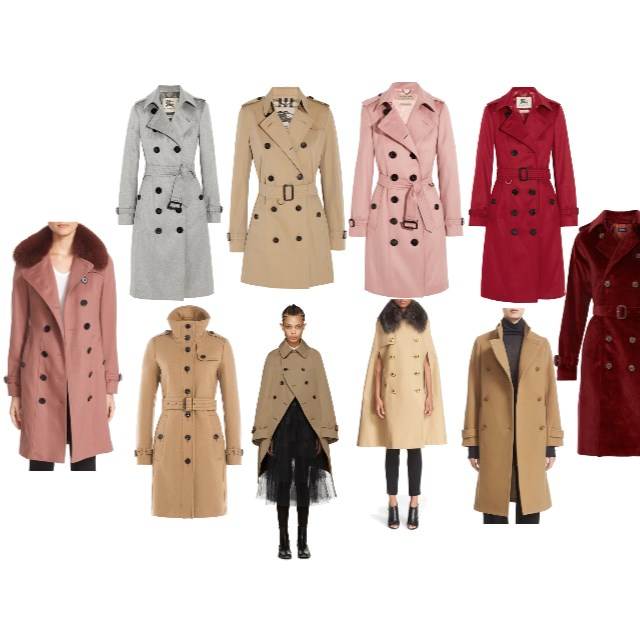 Wardrobe Essentials: Classic Trench - www.roxannecarne.com