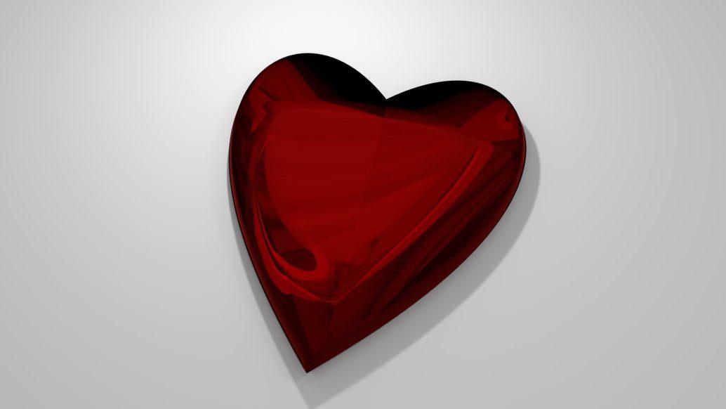 Heart - Roxanne Carne