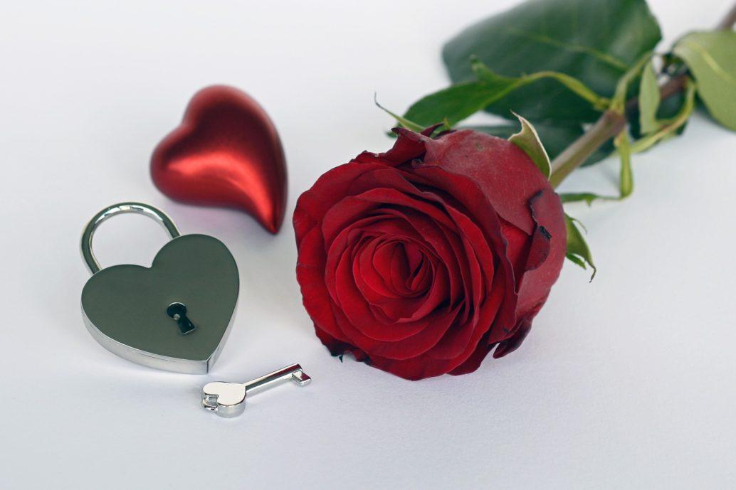 Rose & Lock - Roxanne Carne