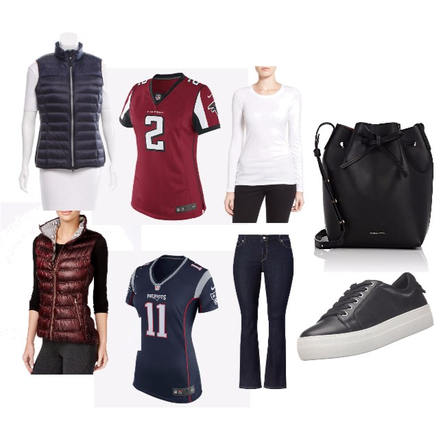 Super Bowl Look - www.roxannecarne.com