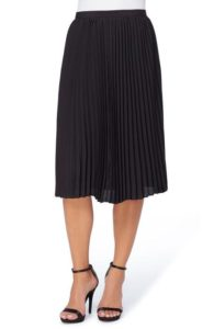 Spring Fashion - Catherine Catherine Malandrino Pleated Skirt - Nordstrom - www.roxannecarne.com