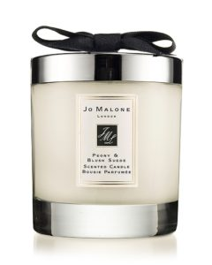 Mother's Day Gift Guide - Jo Malone London Peony & Blush Suede Candle - Roxanne Carne Personal Stylist