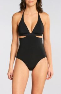 Mother's Day Gift Guide - Wala Seafolly Active Halter Swimsuit - Roxanne Carne Personal Stylist