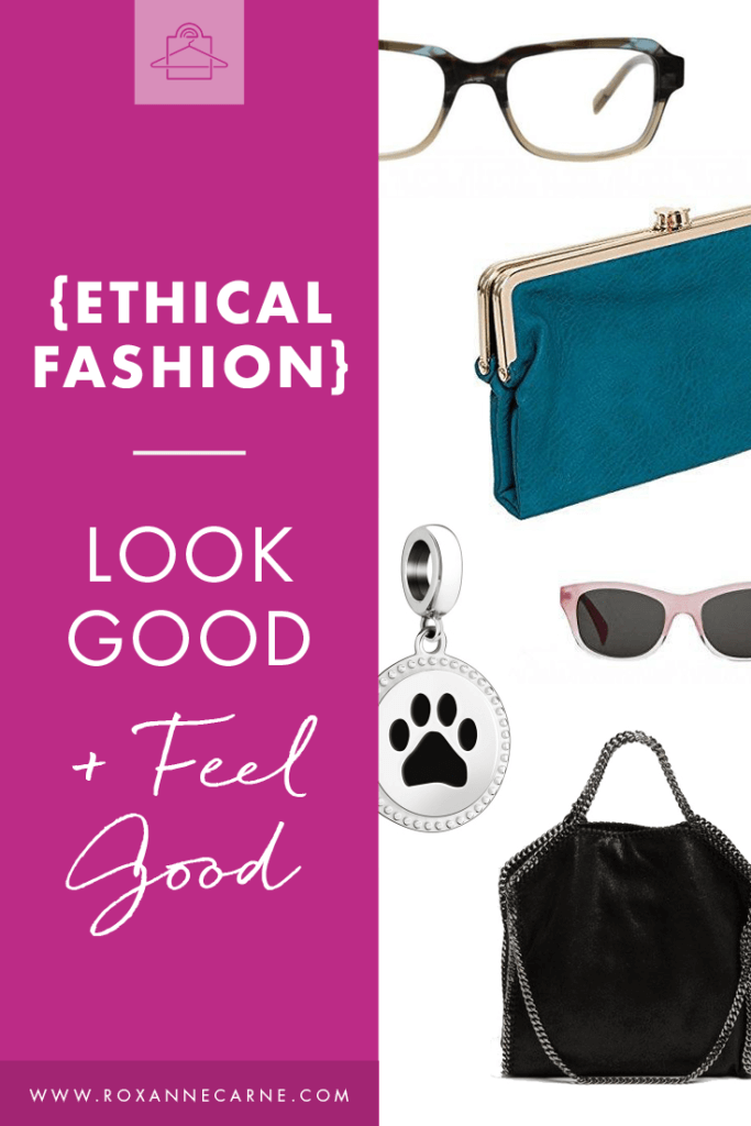 If you love animals and stylish clothing + accessories, check out my blog post on Ethical Fashion & my fashion styling segment on Good Morning Washington! - Roxanne Carne | Personal Stylist