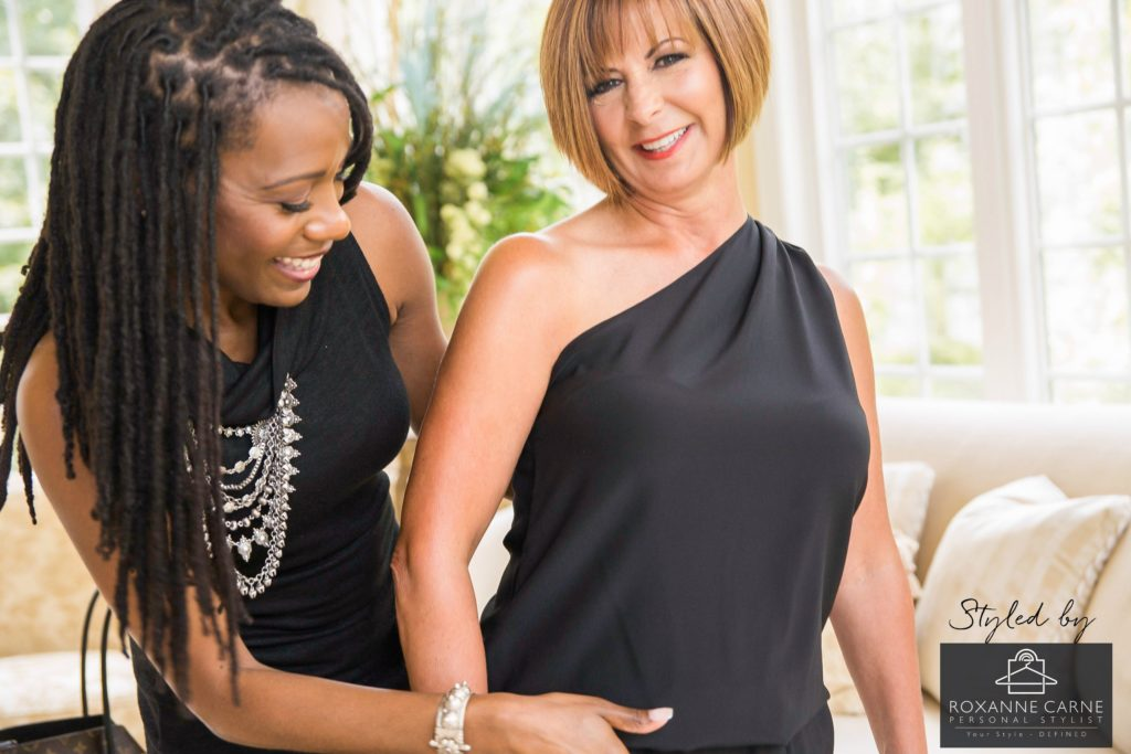 A Personal Stylist can help you get dressed for special occasions & events! Styled by Roxanne Carne | Personal Stylist