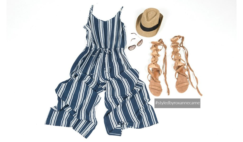 The Comfortable Summer Suit Look - Styled by Roxanne Carne | Personal Stylist for REVEAL Magazine