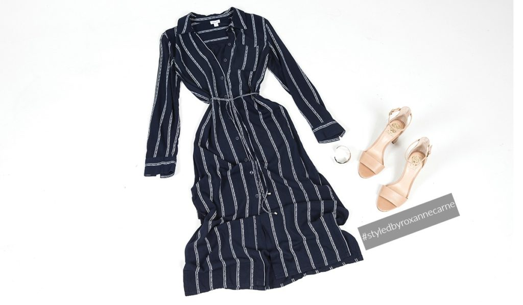 The Sophisticated Summer Dress Look - Styled by Roxanne Carne | Personal Stylist for REVEAL Magazine