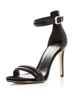 You can't go wrong with this Kenneth Cole ankle strap sandal to dress up your work attire during the summer! ~ Roxanne Carne | Personal Stylist