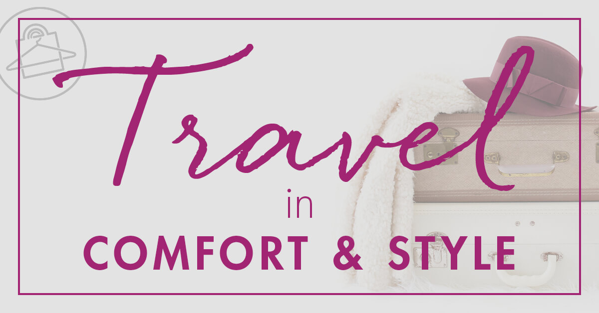 Planning overseas travel? Find out how to travel in comfort and style by packing the right wardrobe! ~ Roxanne Carne   Personal Stylist