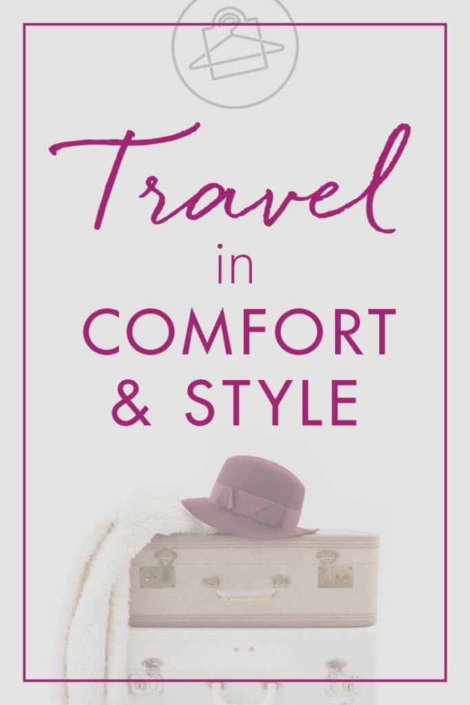 Planning overseas travel? Find out how to travel in comfort and style by packing the right wardrobe! ~ Roxanne Carne | Personal Stylist