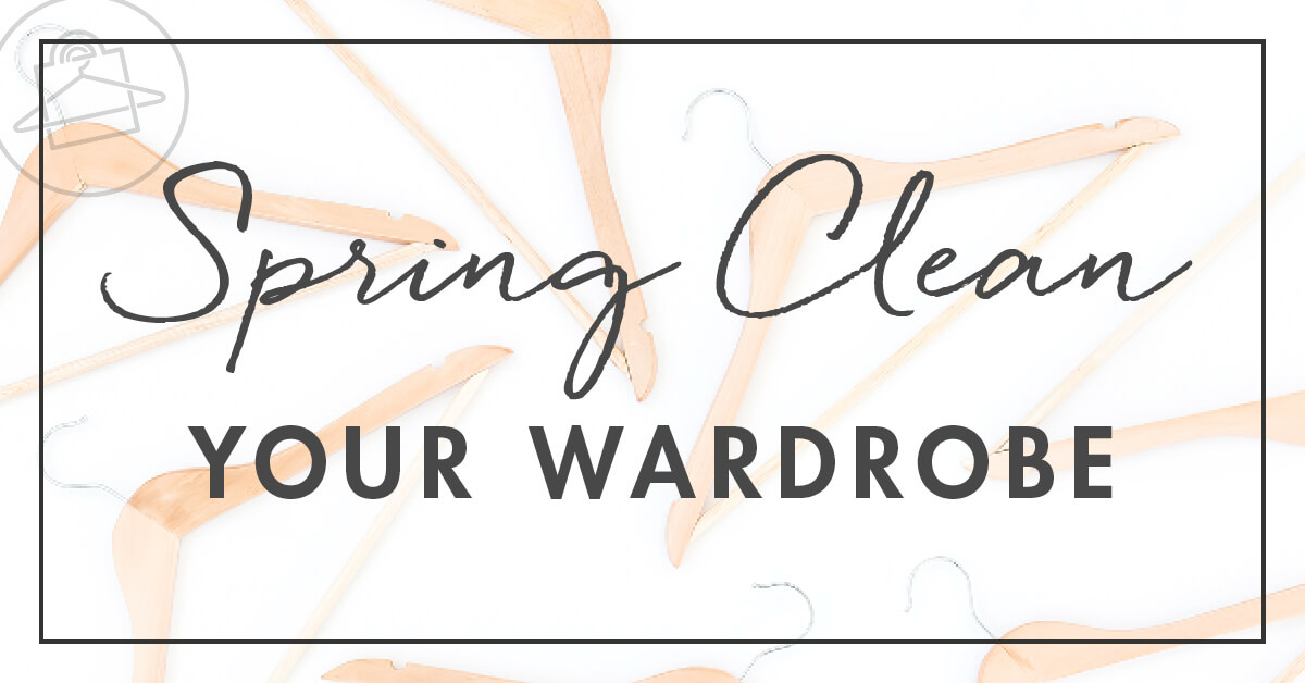 Are your clothes ready to be packed away for the season? It's the time to start thinking about it! Roxanne shares her top tips on how to spring refresh your wardrobe!