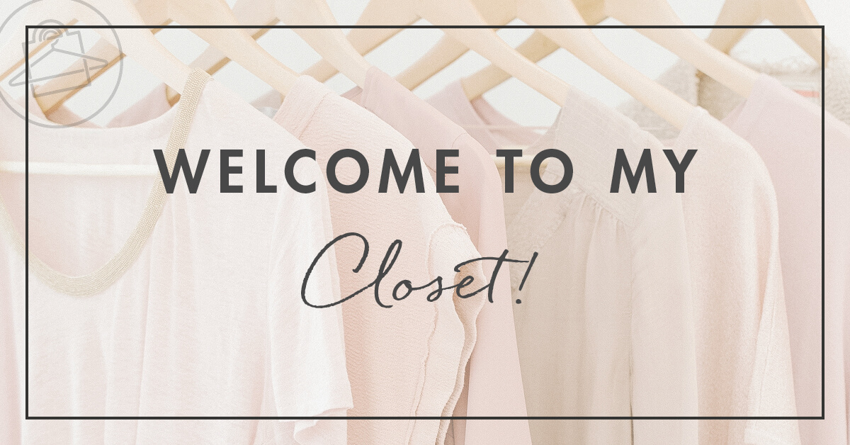 Roxanne Carne, Personal Stylist of Dallas & Fort Worth, shares how she organizes her own closet.
